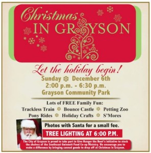 City of Grayson